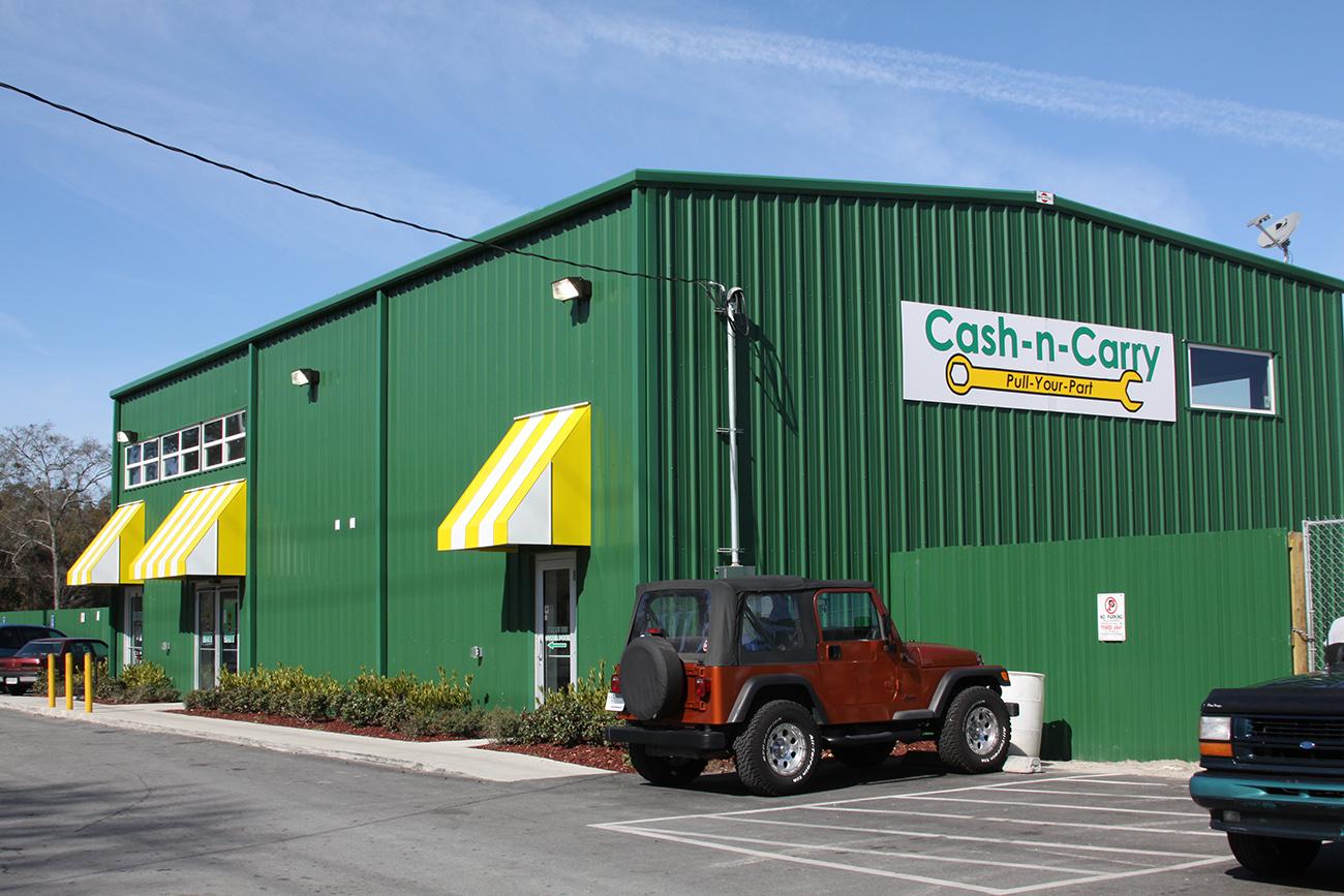 Cash-N-Carry, Savannah, GA, Kenny Grainger | MY SAVANNAH™