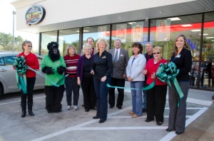 Grand Opening of Springfield Enmark Station