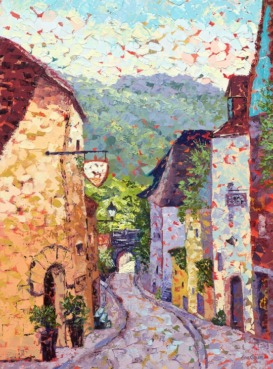 French Village Sue Gouse