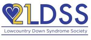 New Logo for Low Country Down Syndrome Society (LDSS)
