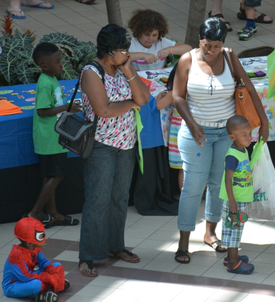 Superhero Saturday at Savannah Mall_0853