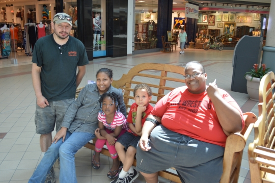 Superhero Saturday at Savannah Mall_1769