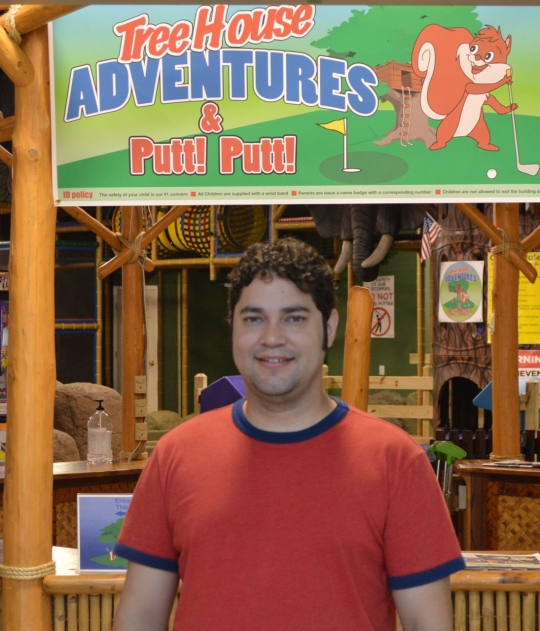 Ruberman Rodriguez, Co-Owner of Treehouse Adventures