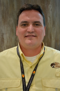 Dale White, General Manager of Bass Pro Shops in Savannah Mall