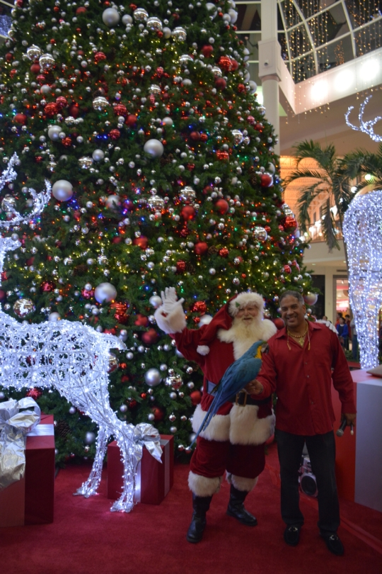 Savannah Mall Welcomes Santa_2721