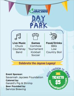 Savannah Jaycees Park Day information.png