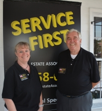 SERVICE FIRST Real Estate Associates, Founded by Joe Dyer, Grand Opening and Ribbon Cutting_4065