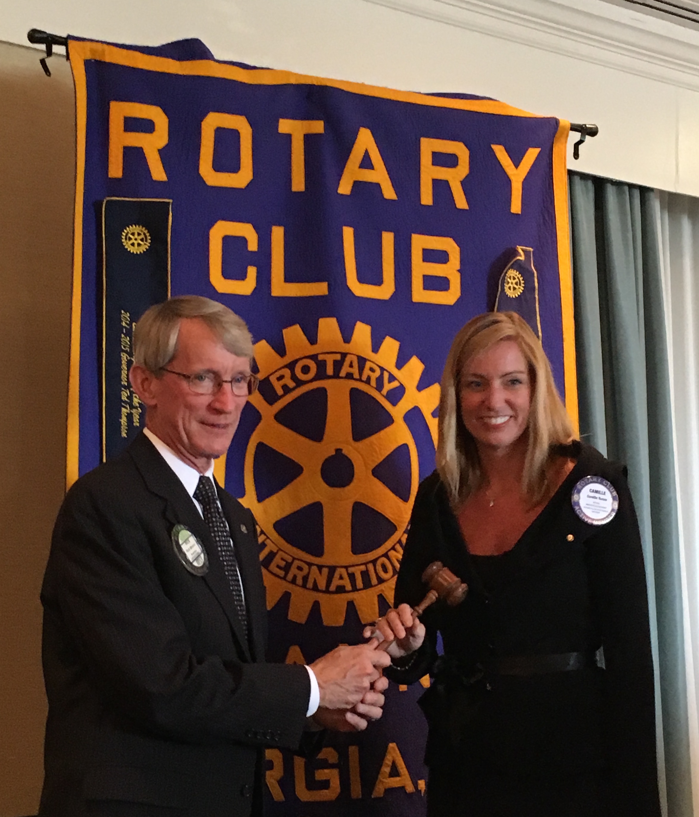 Rotary Club of Savannah Welcomes Camille Russo as New President.jpeg