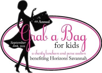 2016 Horizons Savannah Grab a Bag for Kids Logo