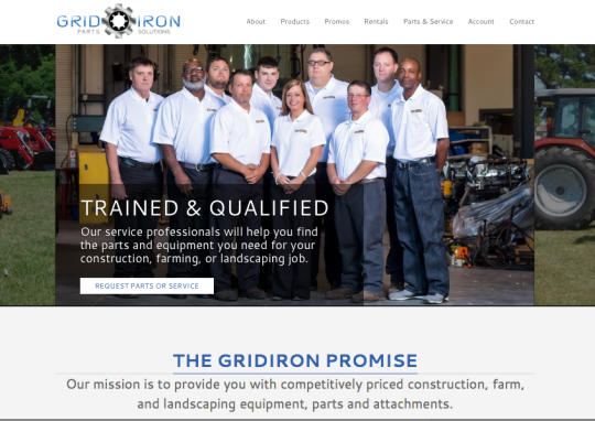 Speros Launches Grid Iron Website.png