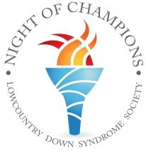 LDSS Night of Champions Logo