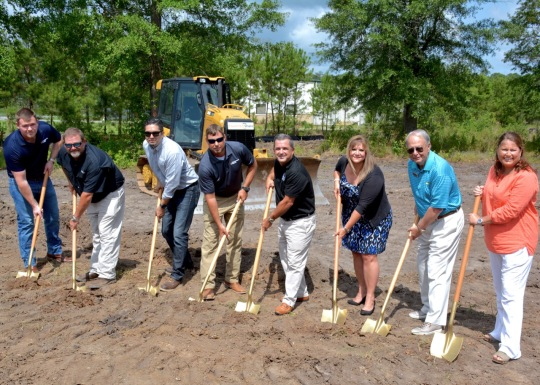 The Dewitt Tilton Group Breaks Ground on First GA Location for EquipmentShare