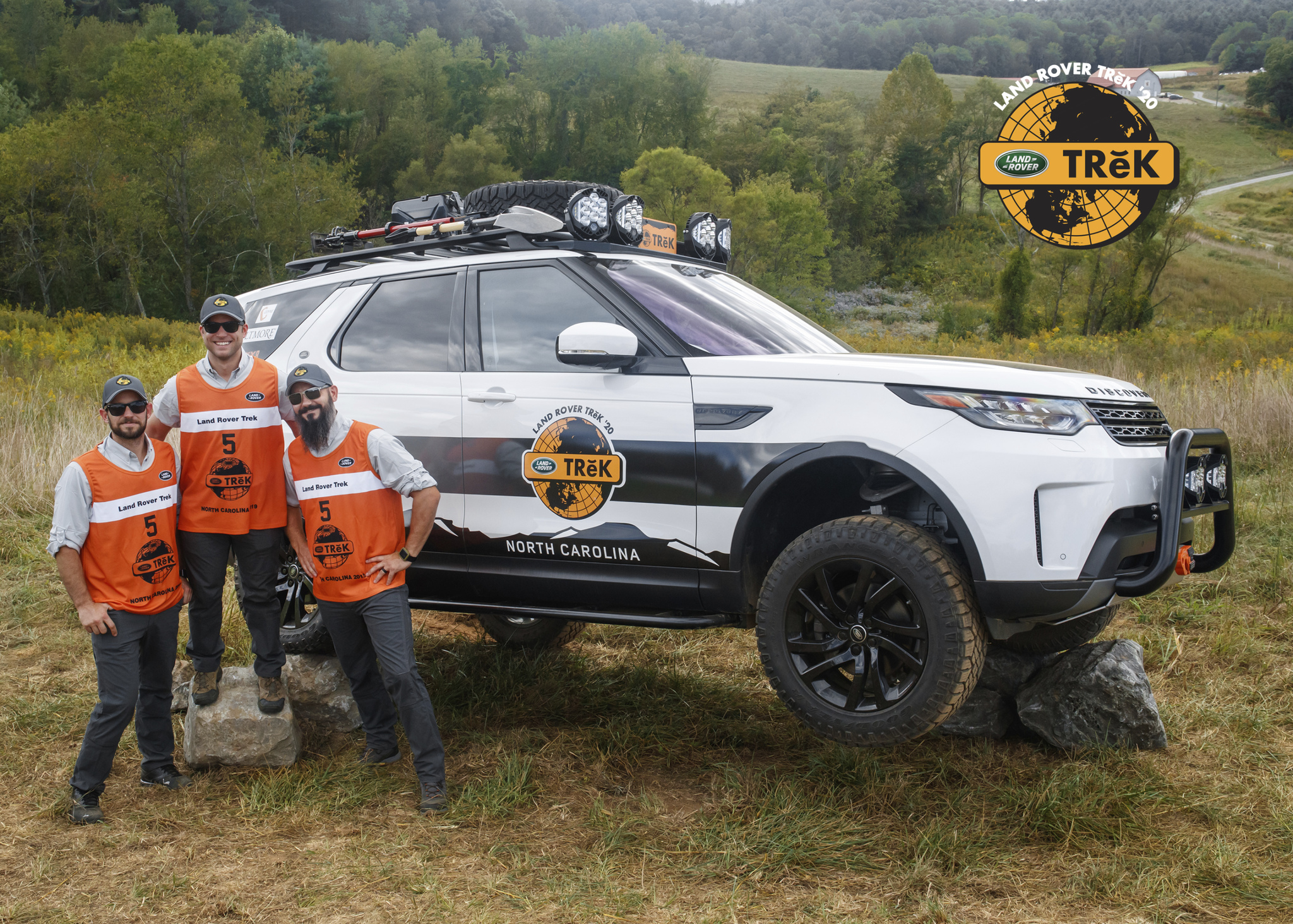 Jaguar Land Rover Columbia TReK Team
